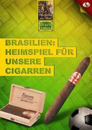 Brasilien Heimspiel für unsere Cigarren